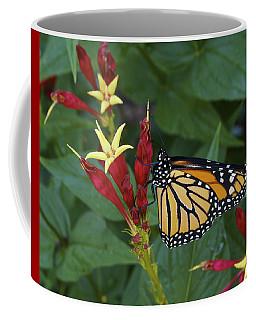 Freed - A Newly Emerged Monarch Coffee Mug