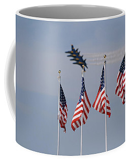 Freedom Flying Coffee Mug