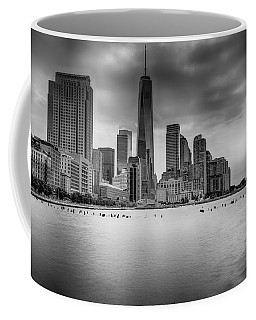 Freedom In The Skyline Coffee Mug
