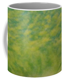 Coffee Mug featuring the painting Freedom by Mike Breau