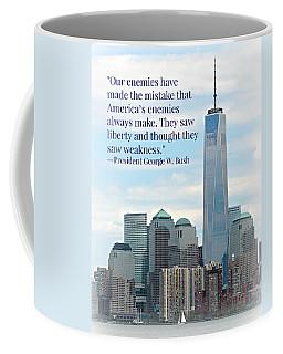 Freedom On The Rise Coffee Mug