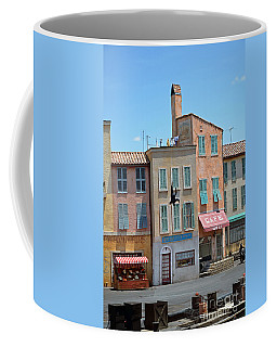 Coffee Mug featuring the photograph Freefall by Robert Meanor
