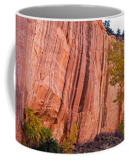 Fremont River Cliffs Capitol Reef National Park Coffee Mug