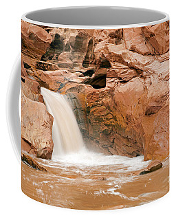 Fremont River Falls Capitol Reef National Park Coffee Mug