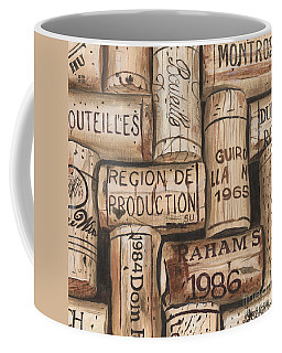 French Corks Coffee Mug
