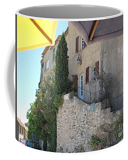 French Riviera - Ramatuelle Coffee Mug