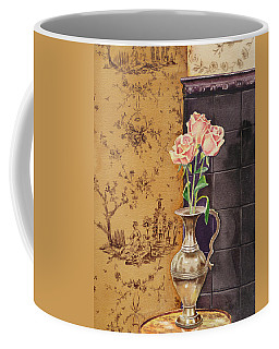 French Roses Coffee Mug
