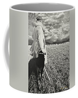 French Shepherd - B W Coffee Mug