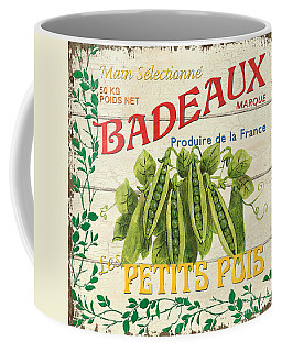 French Veggie Sign 1 Coffee Mug