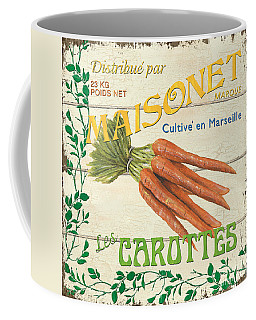 French Veggie Sign 2 Coffee Mug