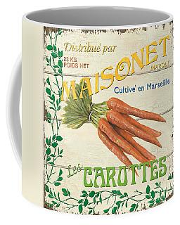 French Veggie Sign 2 Coffee Mug