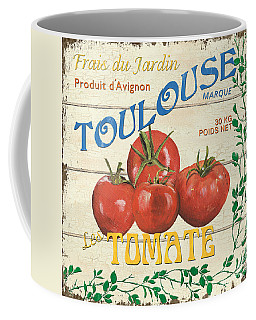 French Veggie Sign 3 Coffee Mug
