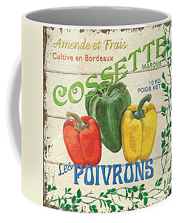 French Veggie Sign 4 Coffee Mug