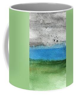 Fresh Air- Landscape Painting Coffee Mug