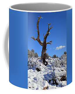 Fresh Blanket Of Snow Coffee Mug