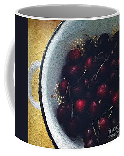 Fresh Cherries Coffee Mug