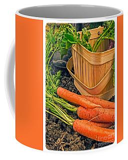Fresh Garden Vegetables Coffee Mug