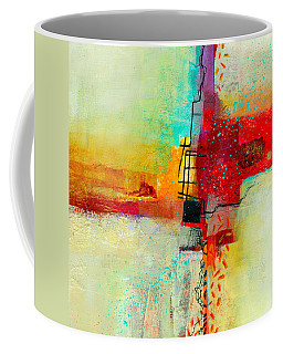 Abstract Paintings Coffee Mugs