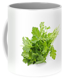 Fresh Parsley Coffee Mug