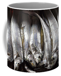 Fresh Ribbonfish For Sale In Taiwan Coffee Mug