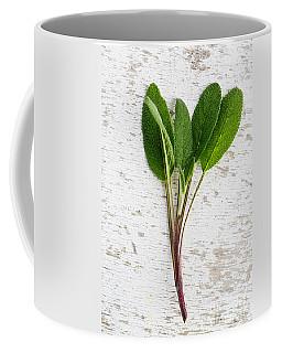 Fresh Sage Coffee Mug