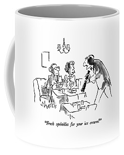 Fresh Sprinkles For Your Ice Cream? Coffee Mug