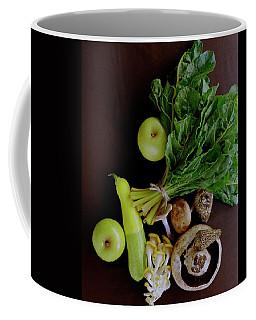Fresh Vegetables And Fruit Coffee Mug