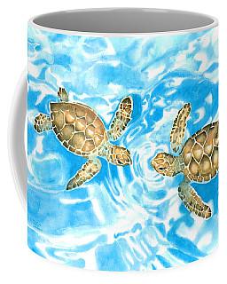 Friends Baby Sea Turtles Coffee Mug
