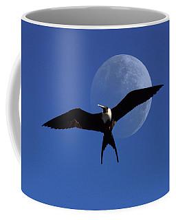 Frigatebird Moon Coffee Mug