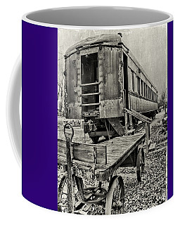 Coffee Mug featuring the photograph Frisco by Lana Trussell