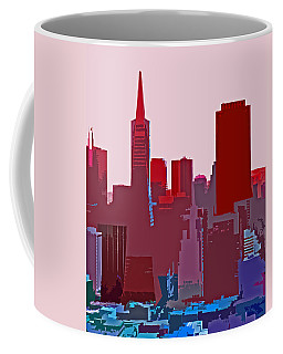 Frisco Skyline Coffee Mug