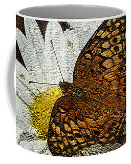 Fritillary Variegated  Coffee Mug by James C Thomas