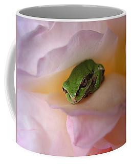 Frog And Rose Photo 2 Coffee Mug