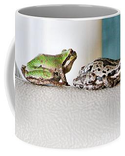 Frog Flatulence - A Case Study Coffee Mug