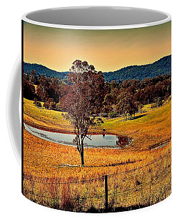 Coffee Mug featuring the photograph From A Distance by Wallaroo Images