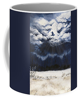From The Midnight Sky Coffee Mug