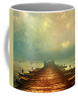 From The Moon To The Mist Coffee Mug