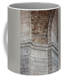 From The Moral... Coffee Mug by Art Whitton