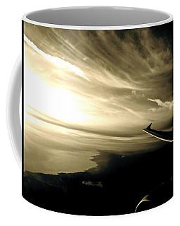 From The Plane Coffee Mug