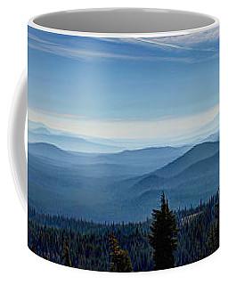 From The Rim Coffee Mug