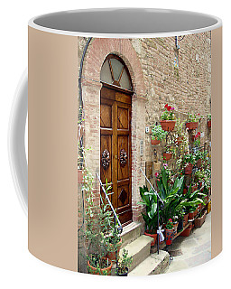 Front Door Coffee Mug