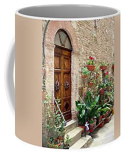 Door Coffee Mugs