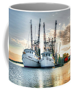 Front Of The Line Coffee Mug
