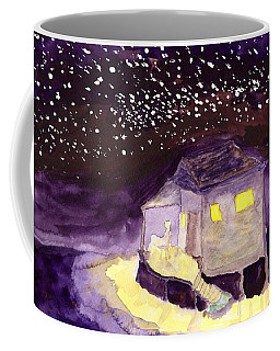Front Porch Stars Coffee Mug