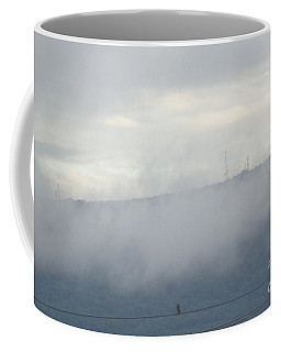 Front-row Seat Coffee Mug by Christina Verdgeline