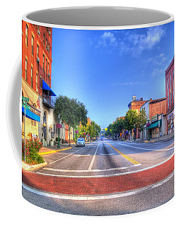 Front Street Marietta Coffee Mug by Jonny D