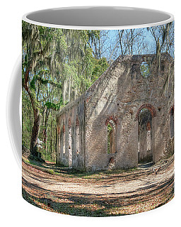 Front View Of The Chapel Of Ease Coffee Mug