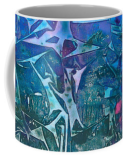 Lagoon Bloom Coffee Mug