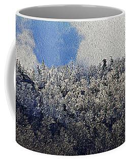 Frost Line 2 Coffee Mug