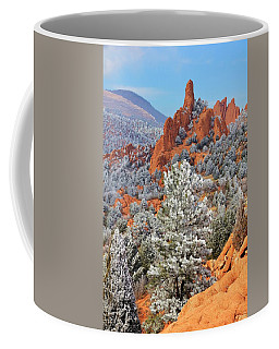 Frosted Wonderland 1 Coffee Mug